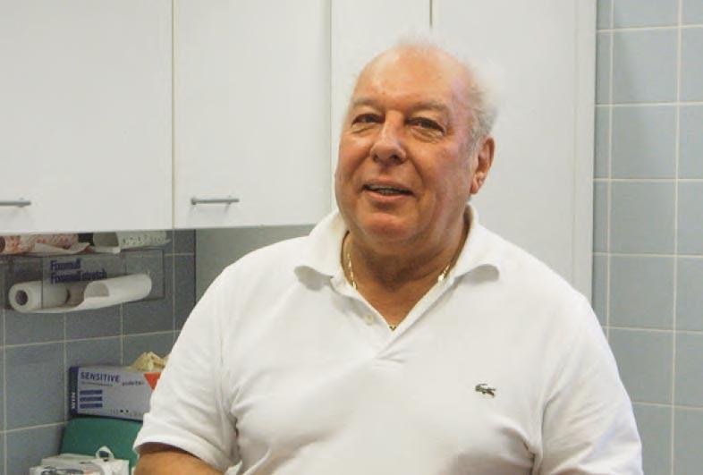 Unfallarzt Dr. med Rainer Löschner
