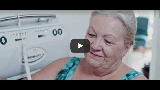 Video Badelift - iDuMo